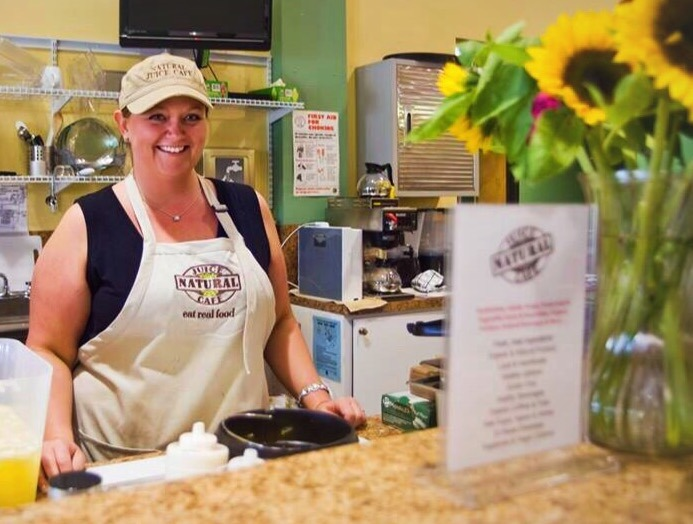 Faces of Hall County: Jeannie Copeland
