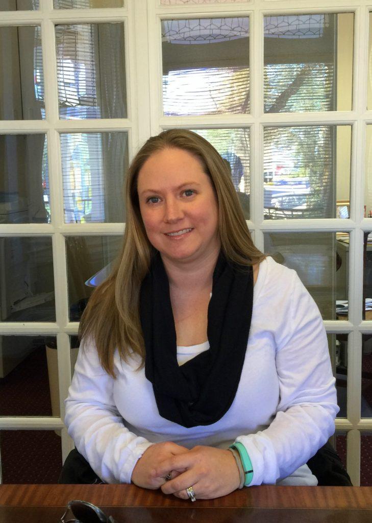 Faces of Hall County:  Rebecca Barnes