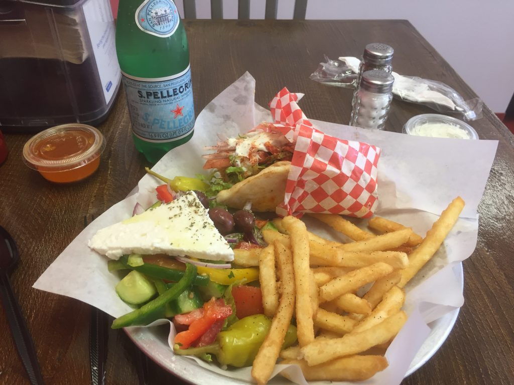 Gainesville Eats: Alpha Gyro Grill