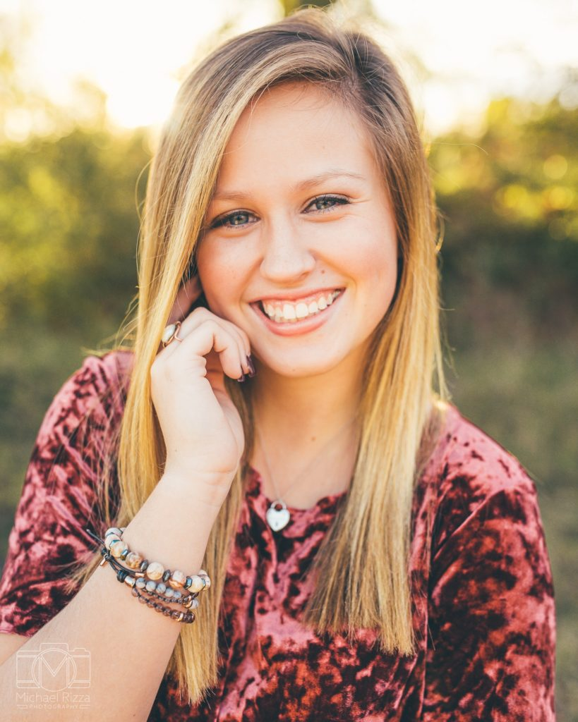 Faces of Hall County: Gracie Caudell