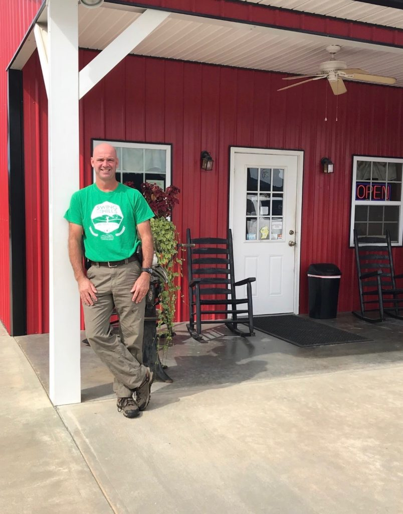 Faces of Hall County: Scott Glover