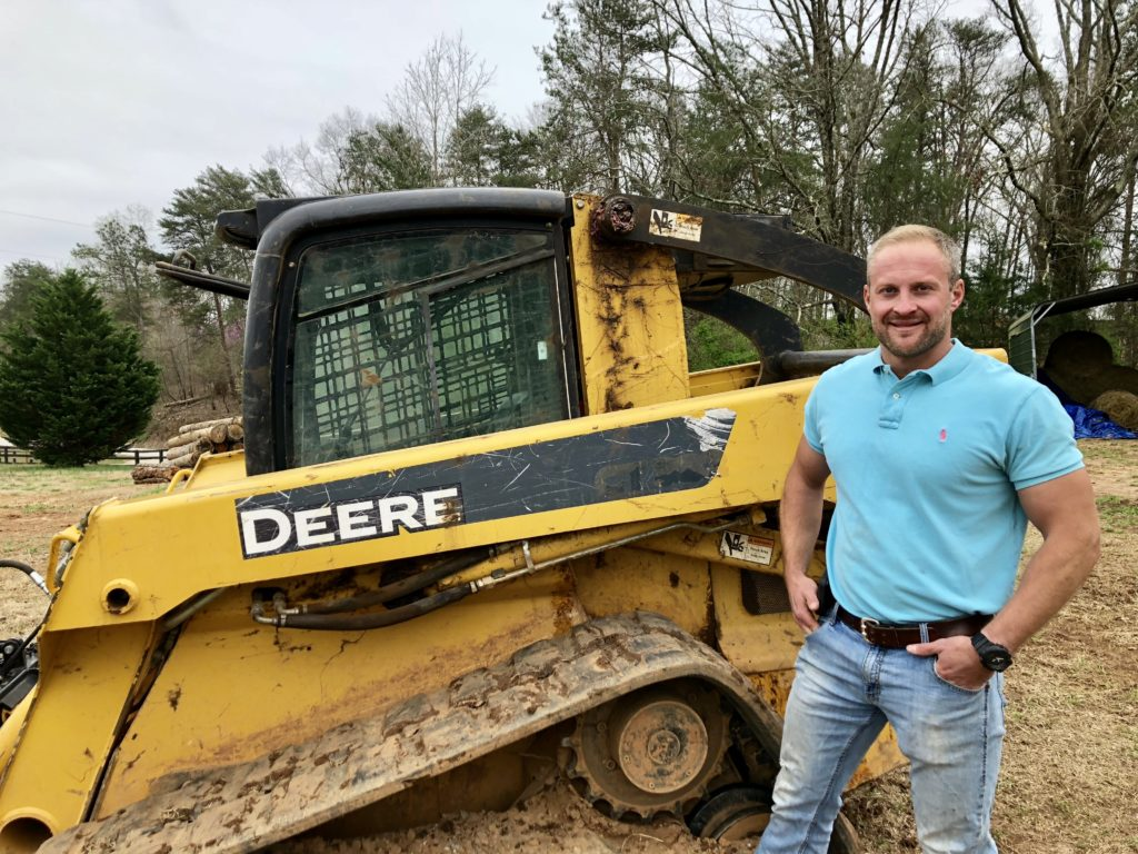 Faces of Hall County: Robby Dunahoo