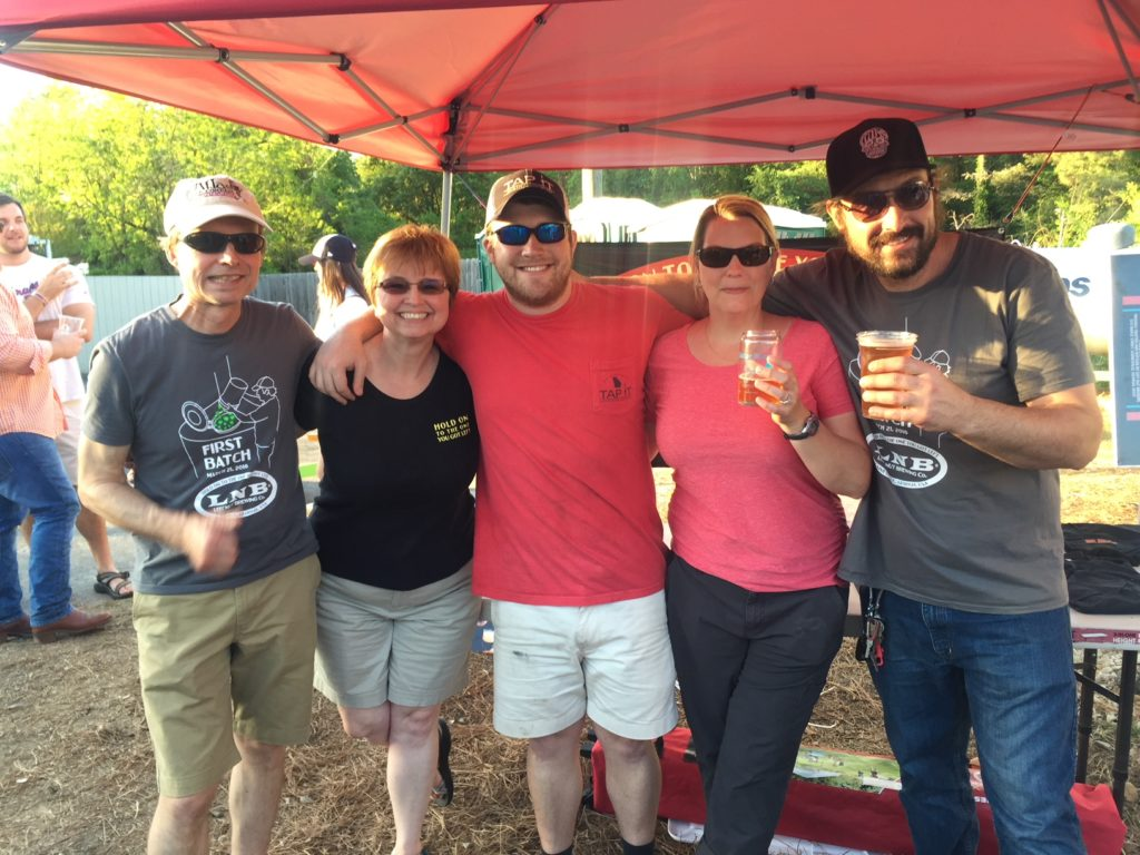 The 3rd Annual Lanier Beer Fest is this Saturday at Tap It!