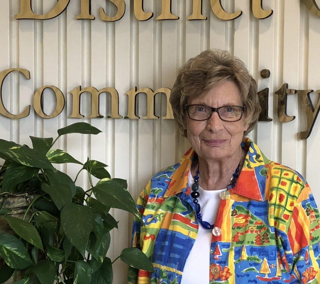 Faces of Hall County: Patsy Thomas