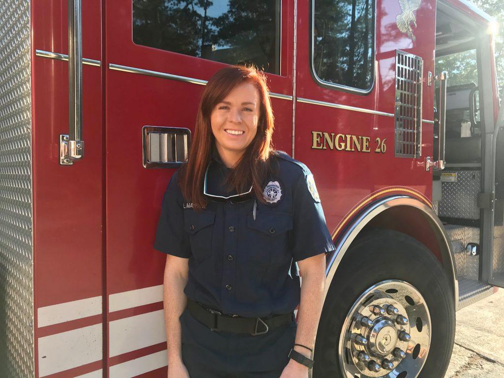 Faces of Hall County: Lauren Crocker