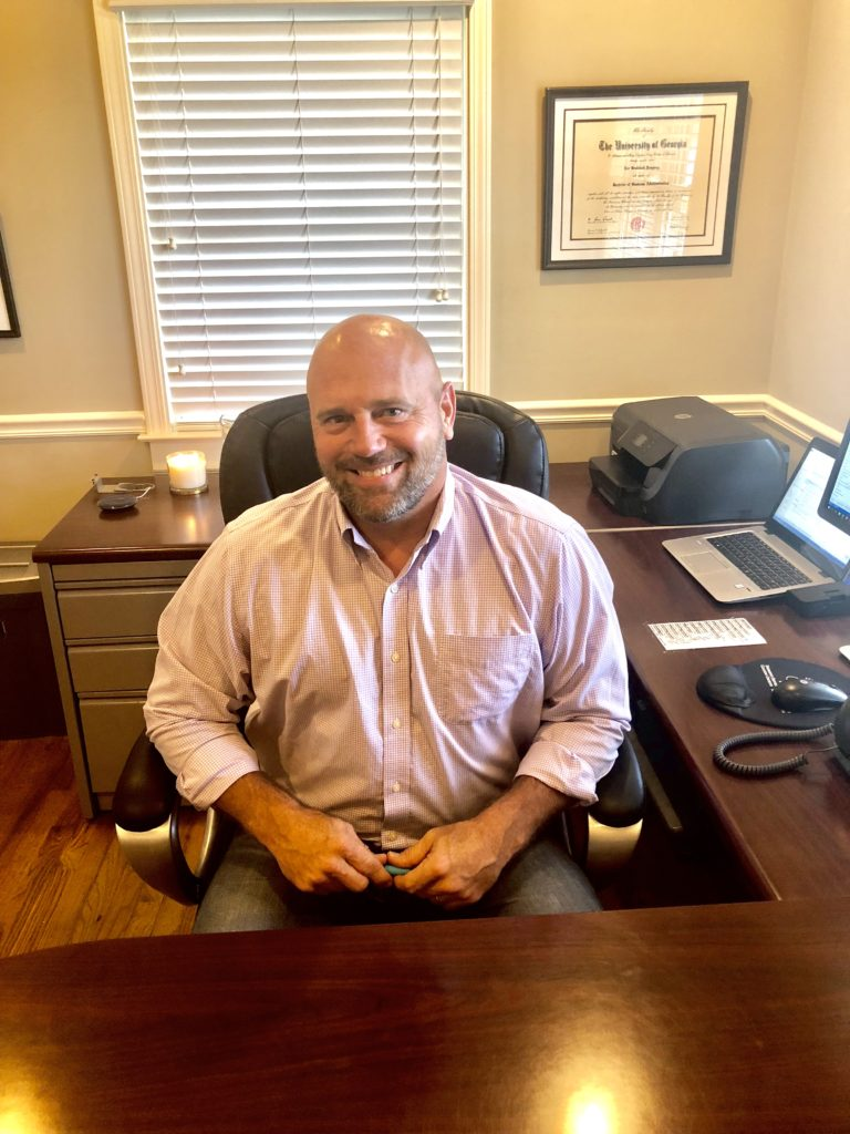 Faces of Hall County: Lee Dempsey