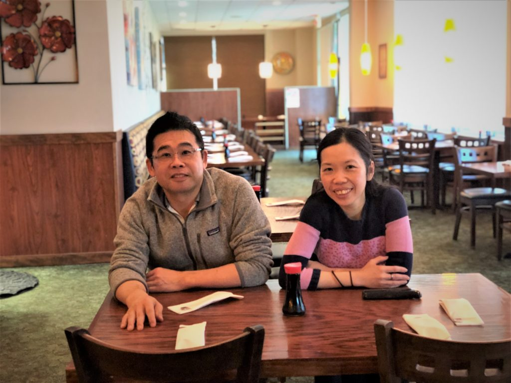 Faces of Hall County: Raymond Yap and Peggy Lim
