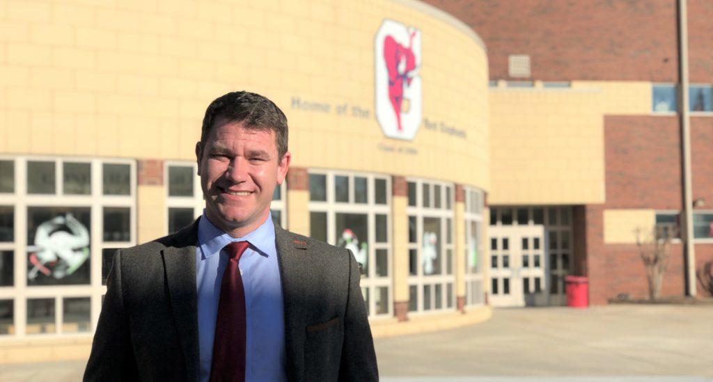 Faces of Hall County: Principal Jamie Green