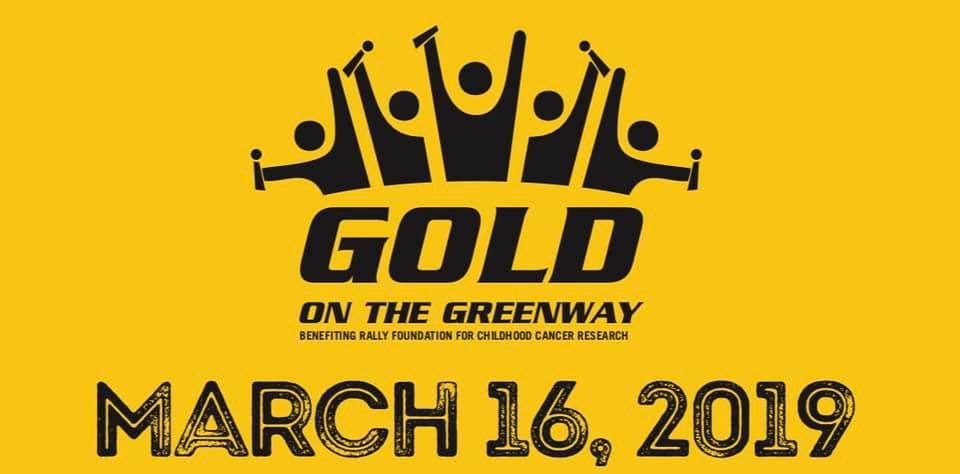 2nd Annual Gold on the Greenway benefiting the Rally Foundation
