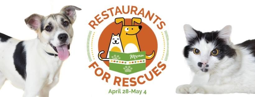 Restaurants for Rescues