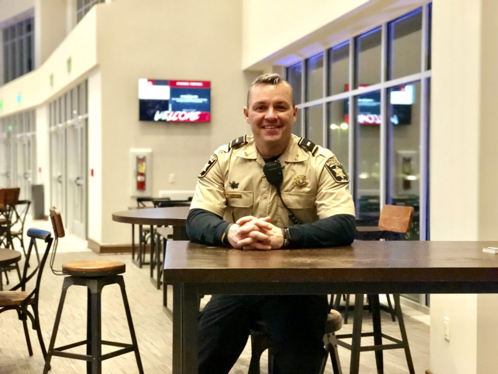 Faces of Hall County: Lieutenant Kelley Edwards