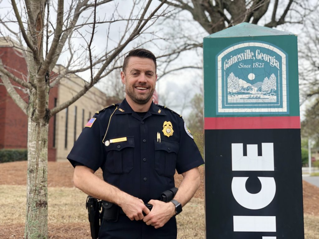 Faces of Hall County: Chief Jay Parrish